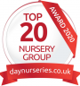 Top 20 Recommended Nursery Award Logo